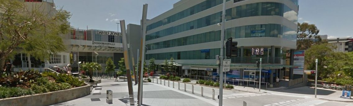 Medical Centre Located Near Indooroopilly Shopping Centre